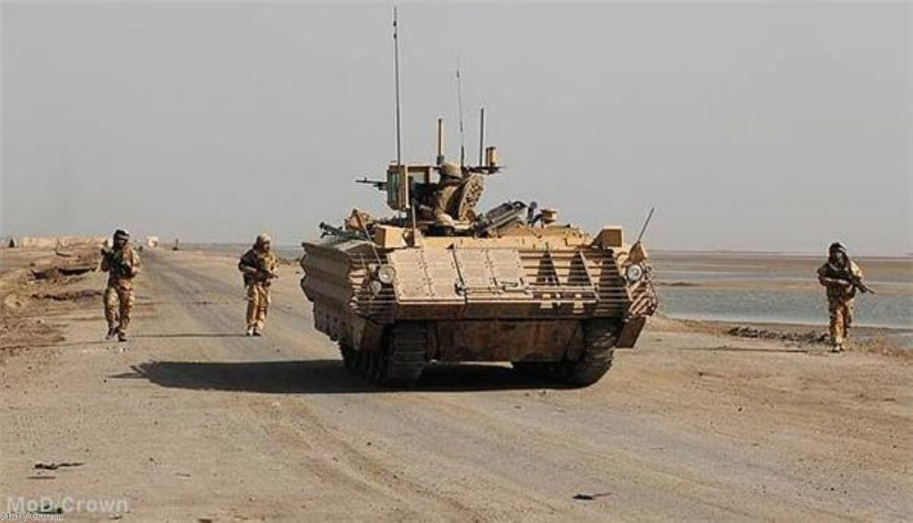 Anybody seen my tank? MoD can't find £6bn worth of equipment