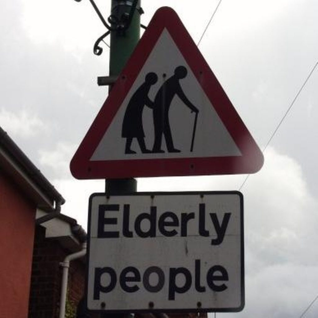 Pensioners need advice on property issues