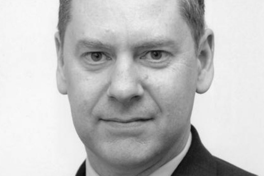 Johnathan Evans, Head of MI5