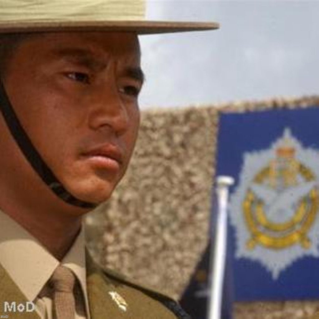 Gurkha soldiers receive massive boost in campaign to remain in UK after high court rules government stance is unlawful