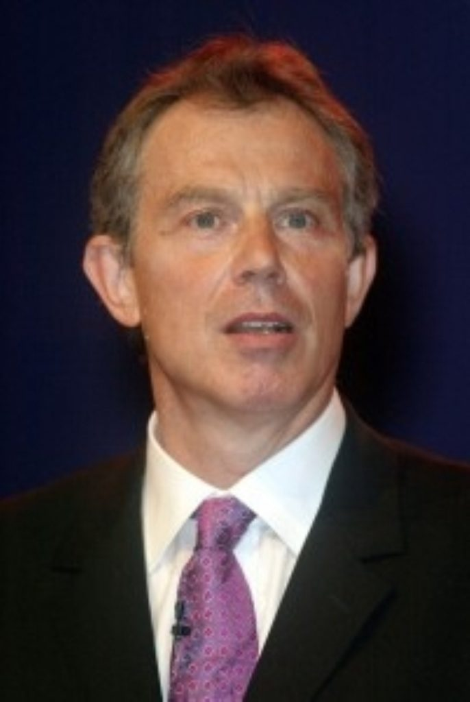 Tony Blair defends foundation hospitals, war and his record in government