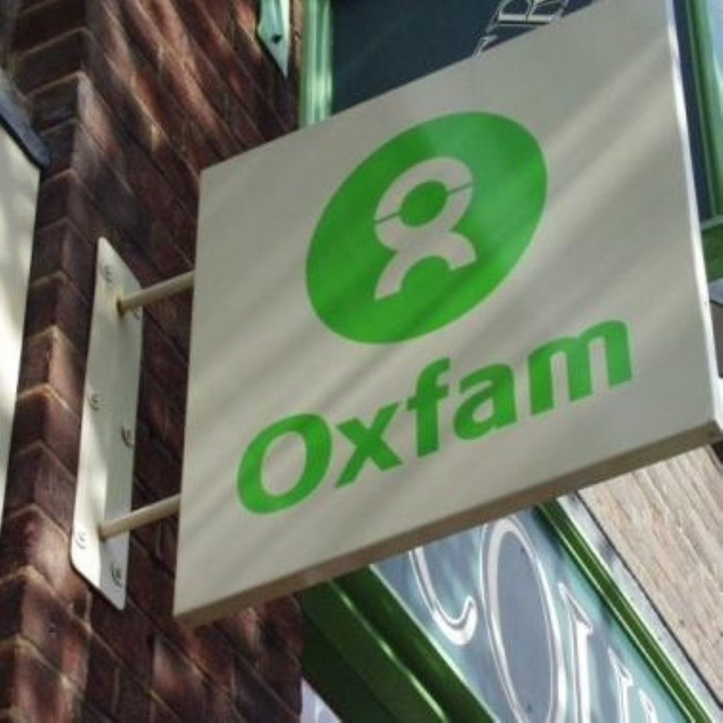 The G8 must quadruple investment according to an Oxfam report