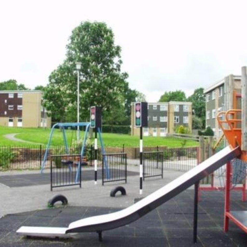 Playground funding part of Children's Plan