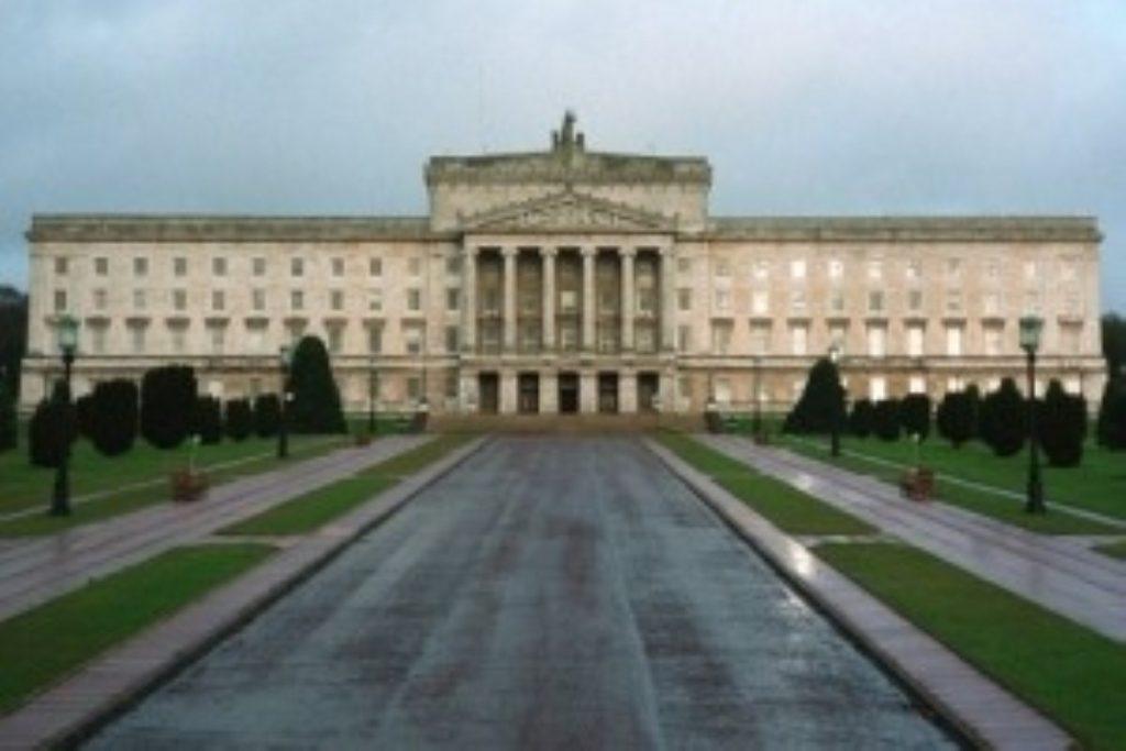 Stormont deadline looms