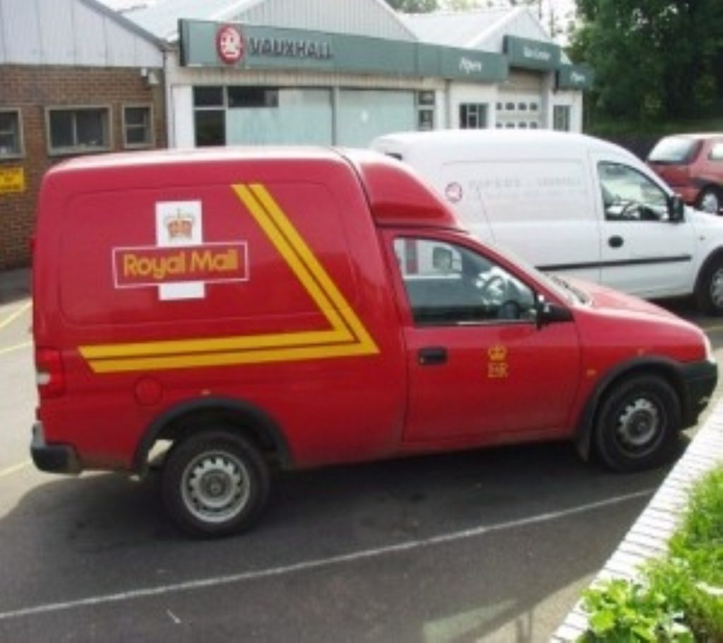 Royal Mail missed all 15 of its service targets