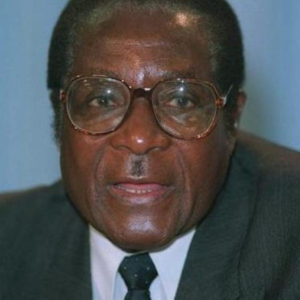 Mugabe the Defiant