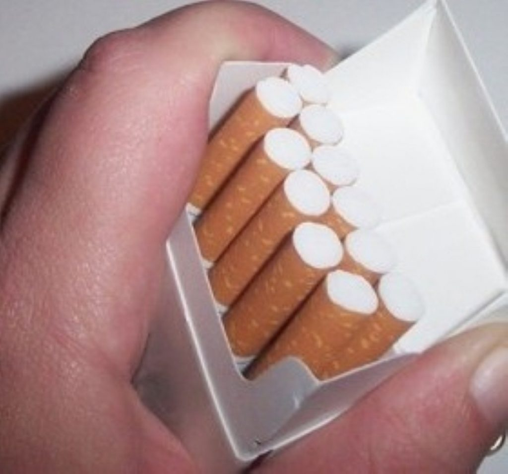 The Scottish executuve has backed plans to raise the smoking age to 18