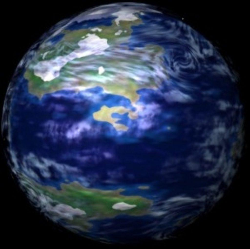First global effort to cut emissions