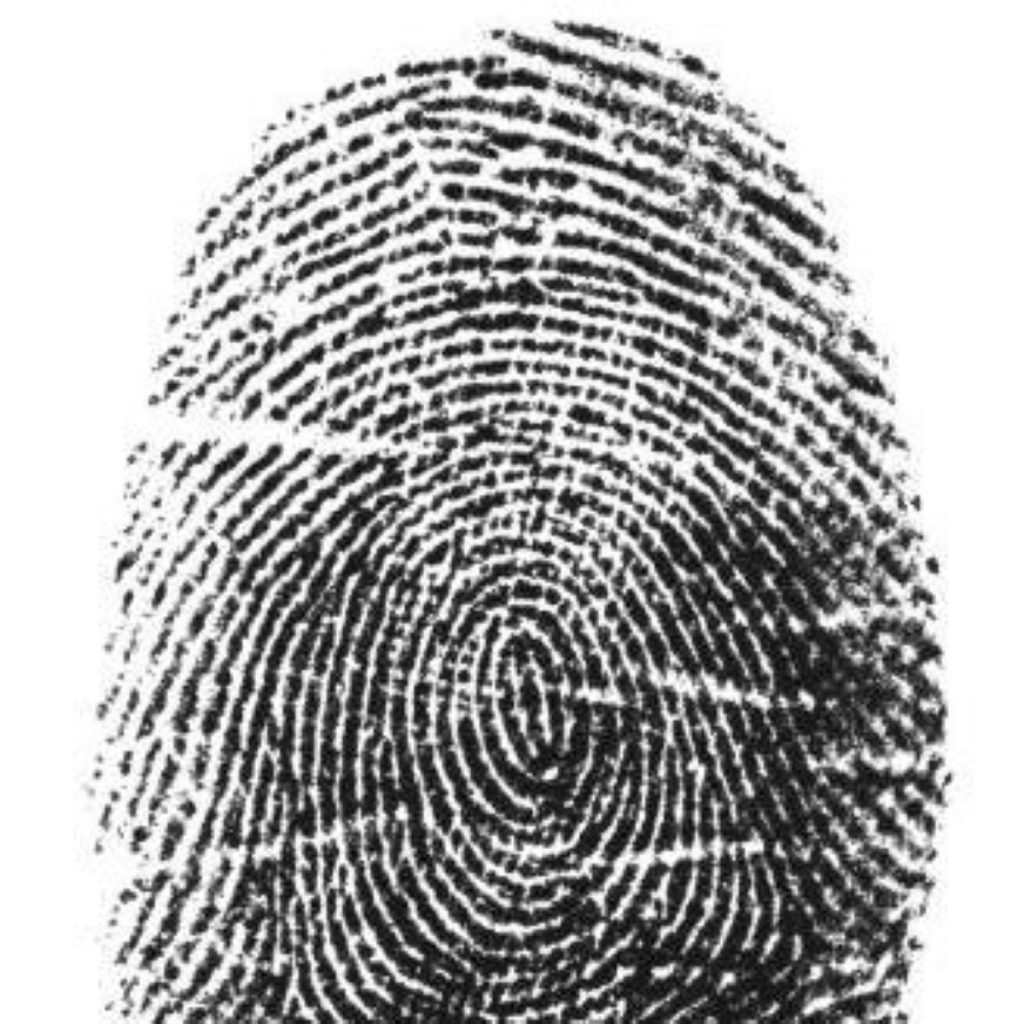 Men want DNA and fingerprints removed from database