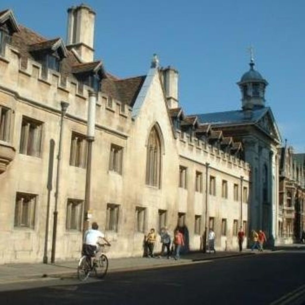 A street in Oxford, where the organisation is based