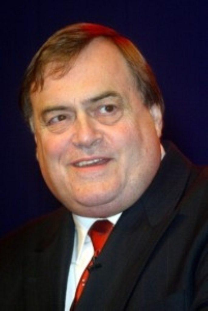 Prescott: I'm ready to start campaigning