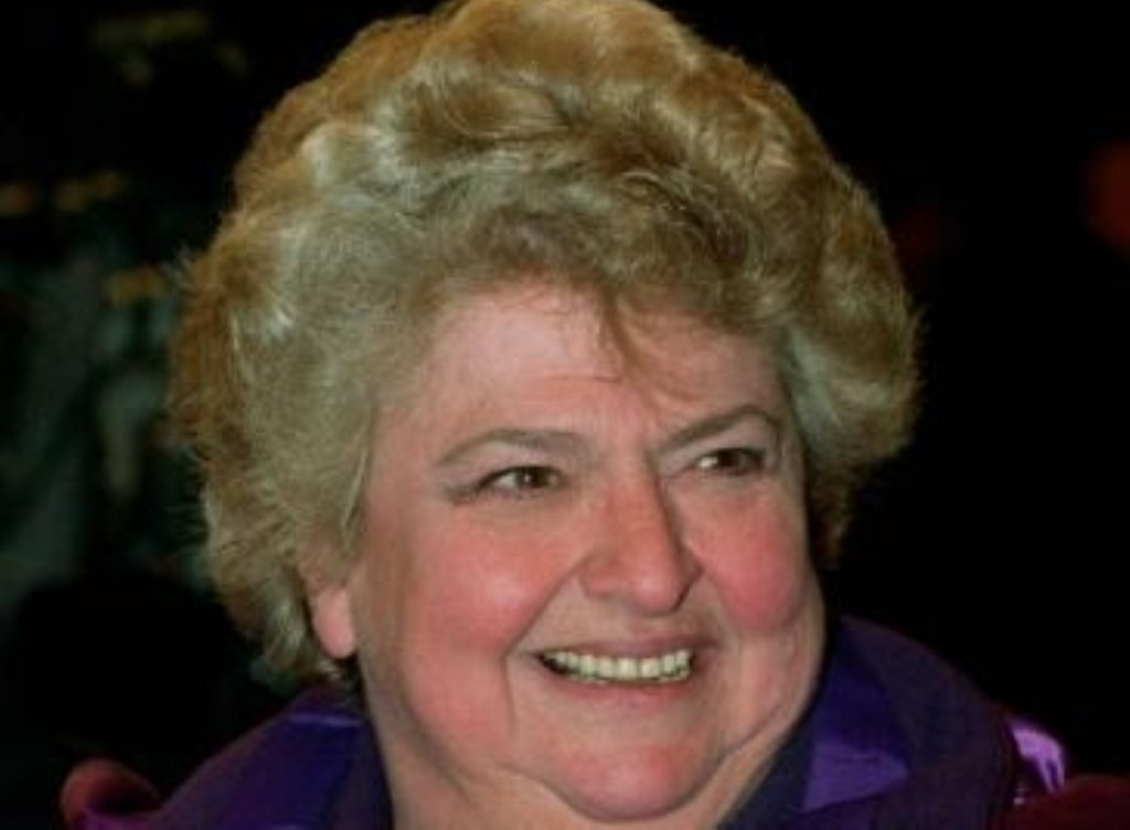 Claire Rayner died today at the age of 79