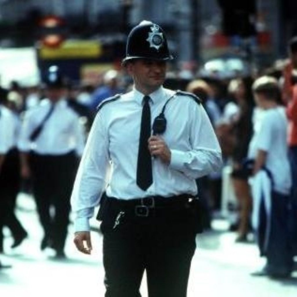 Police officers have begun a high court challenge