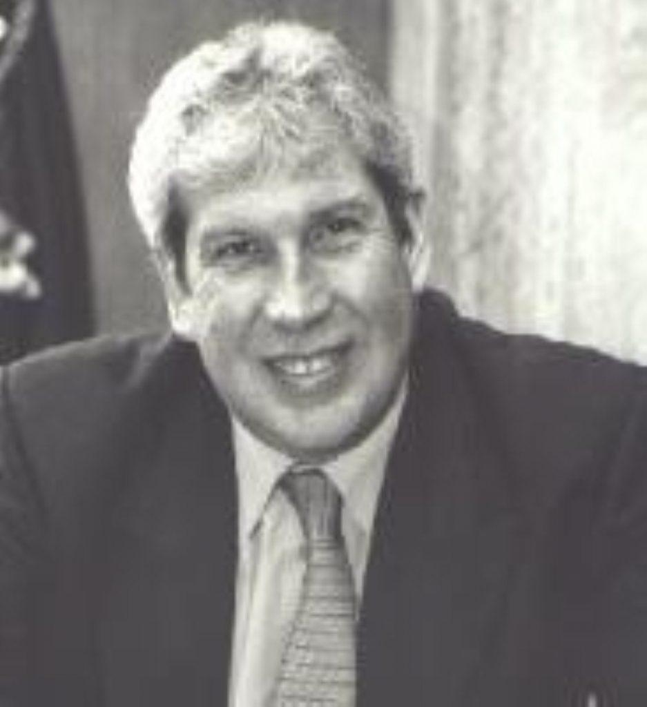 Elliot Morley, former environment minister