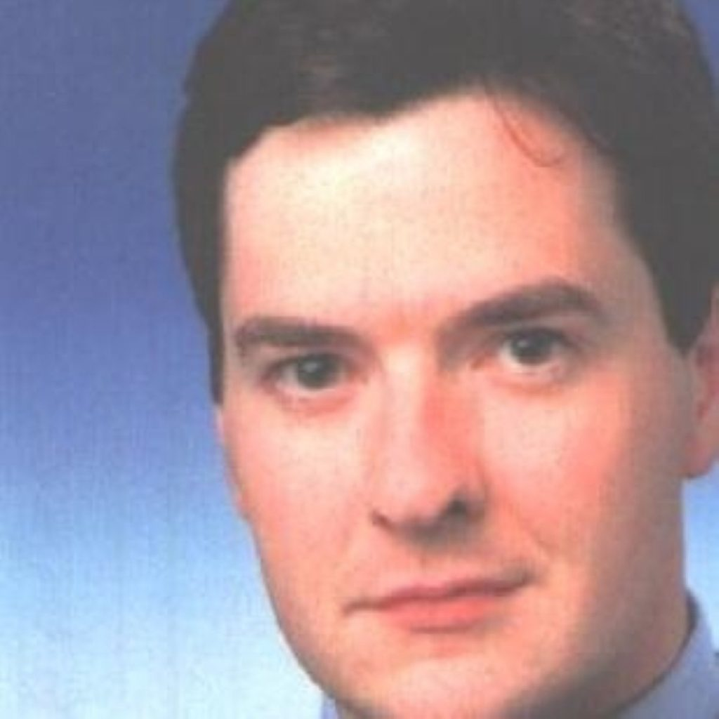 George Osborne says BBC must not crowd out other media
