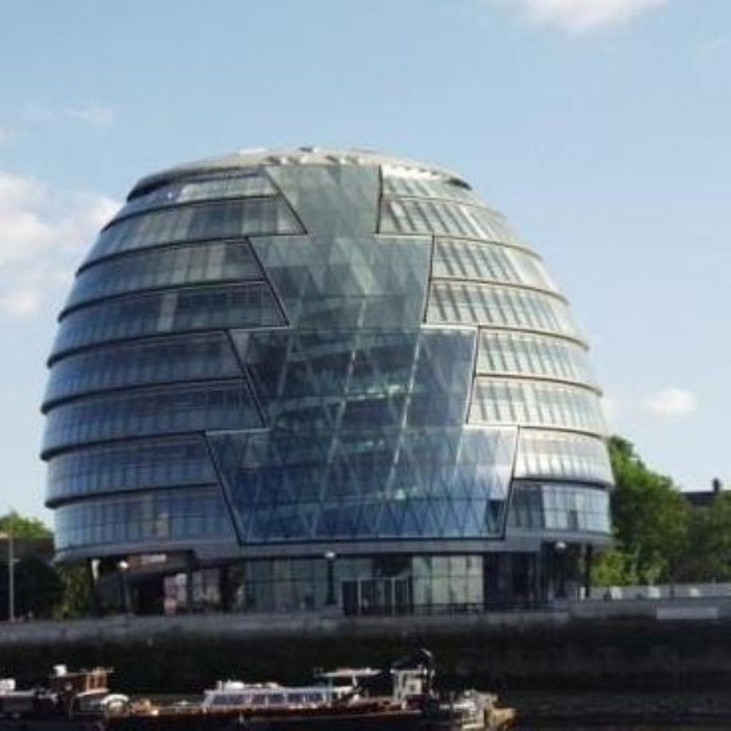 BNP hope to gain a GLA seat on May 1st