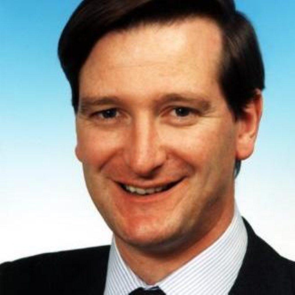 Dominic Grieve, shadow home secretary