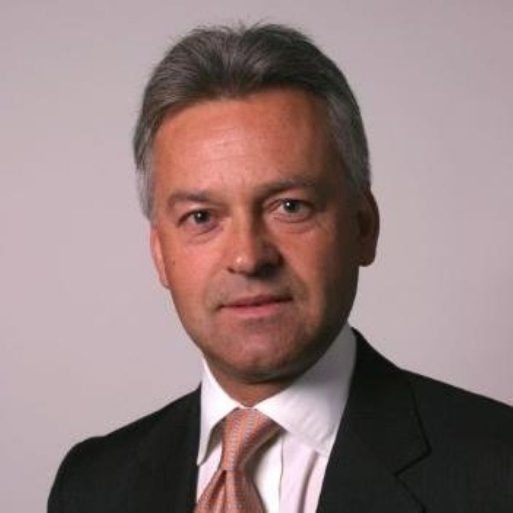 Alan Duncan demoted by David Cameron