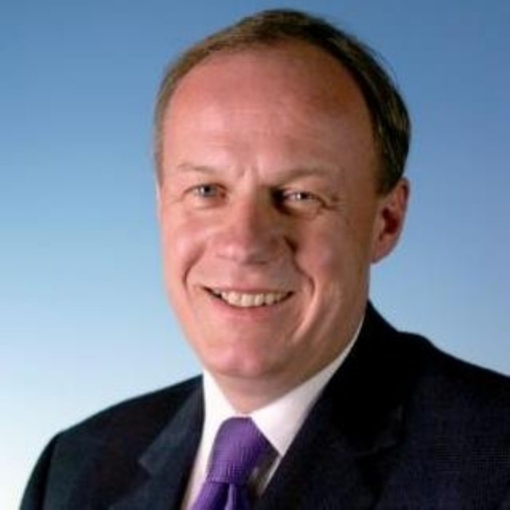 Damian Green, immigration minister