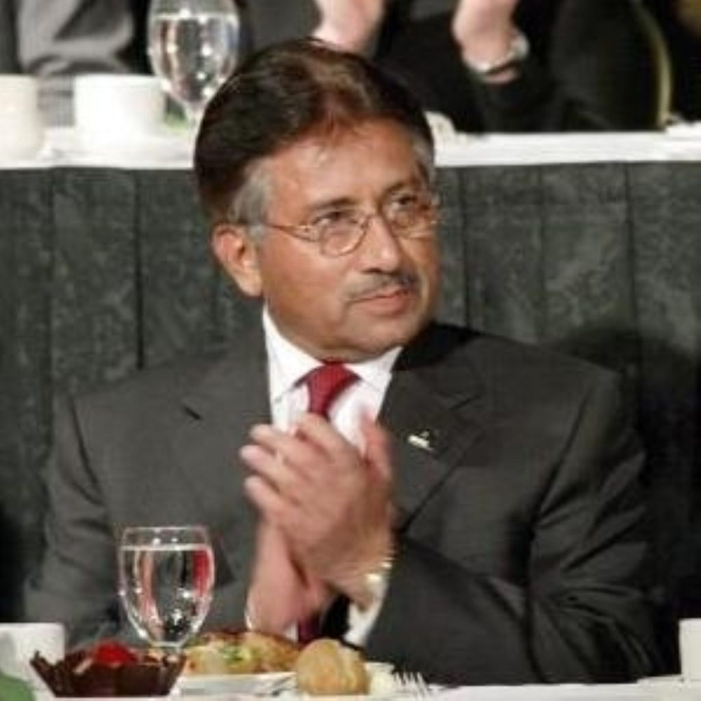 Tony Blair has spoken personally with President Musharraf over the case of the British man on death row in Pakistan