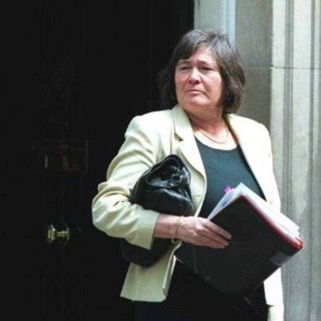 Clare Short faces disciplinary action for calling for hung parliament