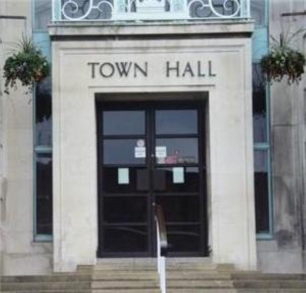 The list of words will be dropping through local council's letter boxes this morning