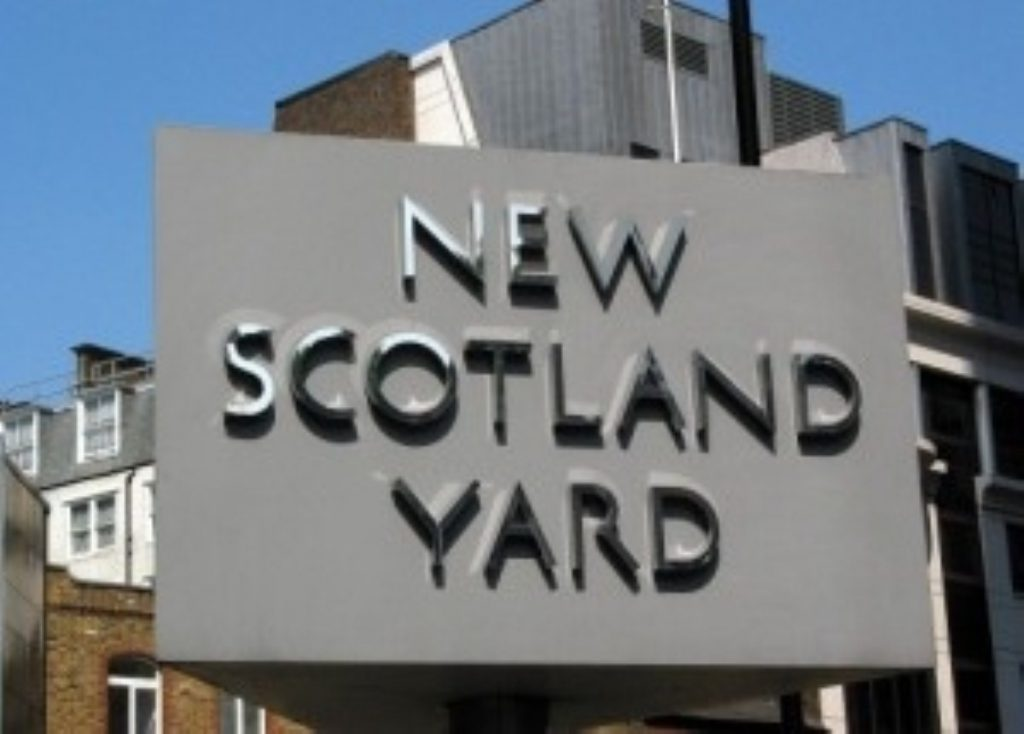 Scotland Yard came into conflict with the director of public prosecutions following his letter to MPs