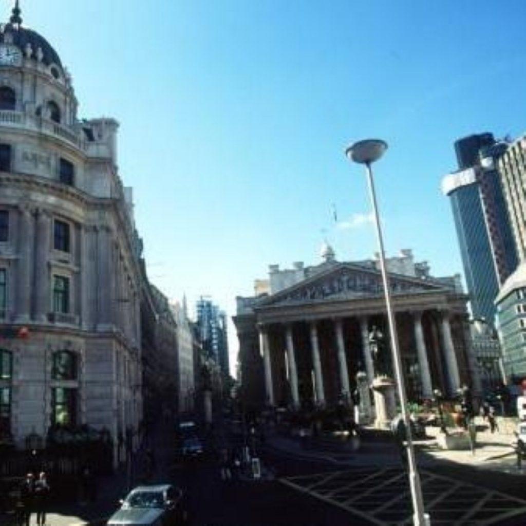 UK business hopeful - but interest rates a concern