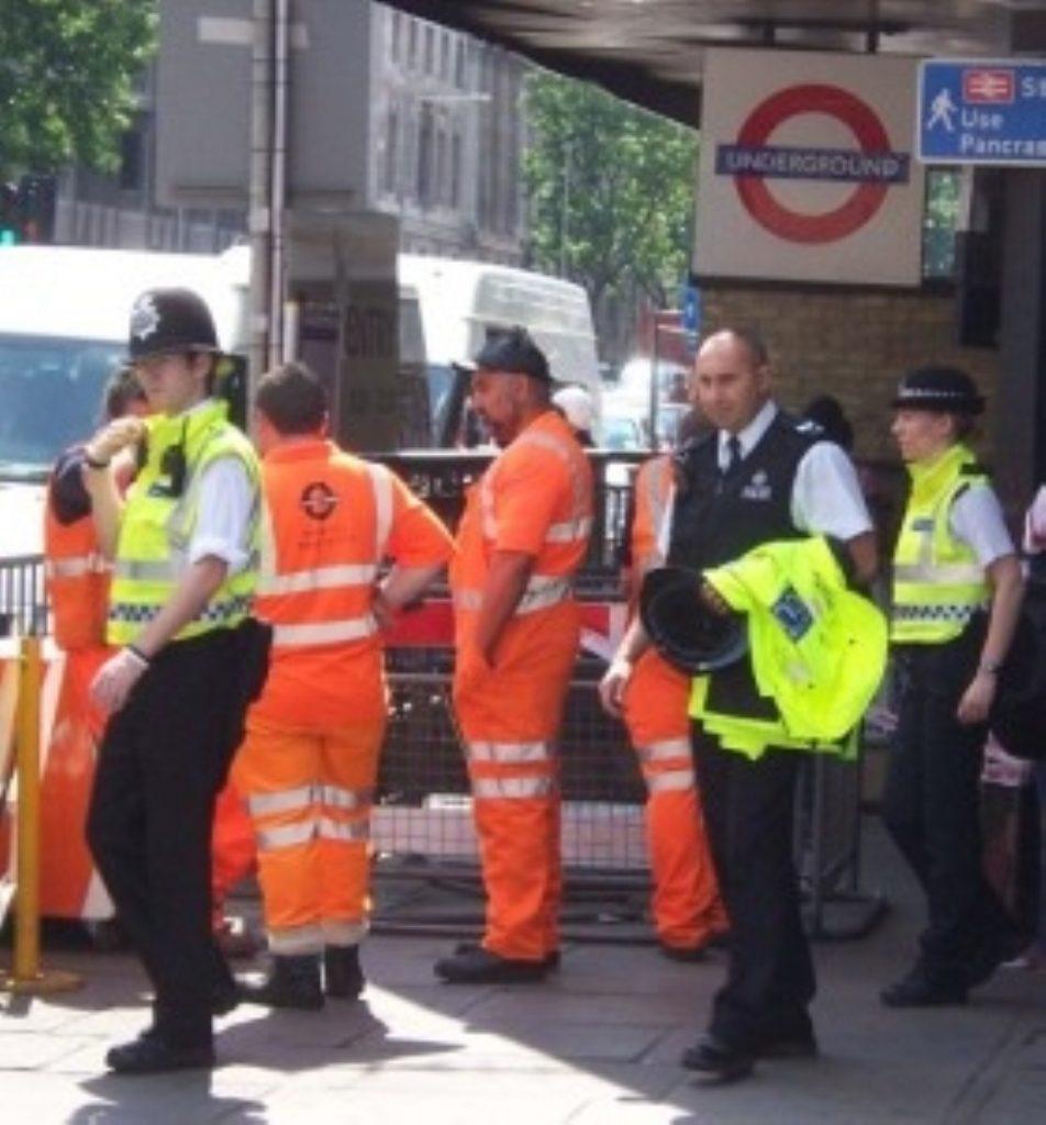 Security officials warn terrorist attacks in London were just the beginning