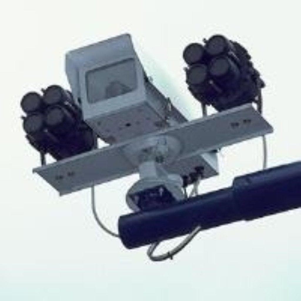 Traffic cameras and CCTV lead to Britain being a 'surveillance society'