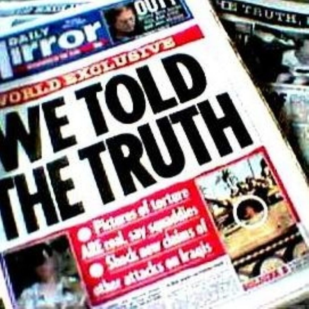 Mirror newspaper dragged into phone-hacking scandal