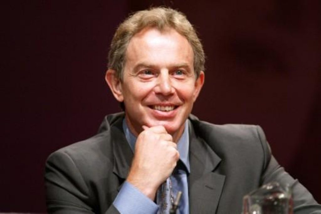 Blair to answer questions direct from the public