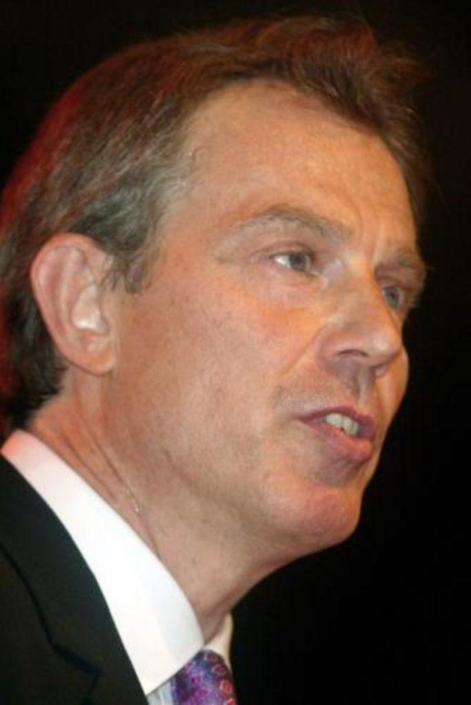 Women unsure about Blair
