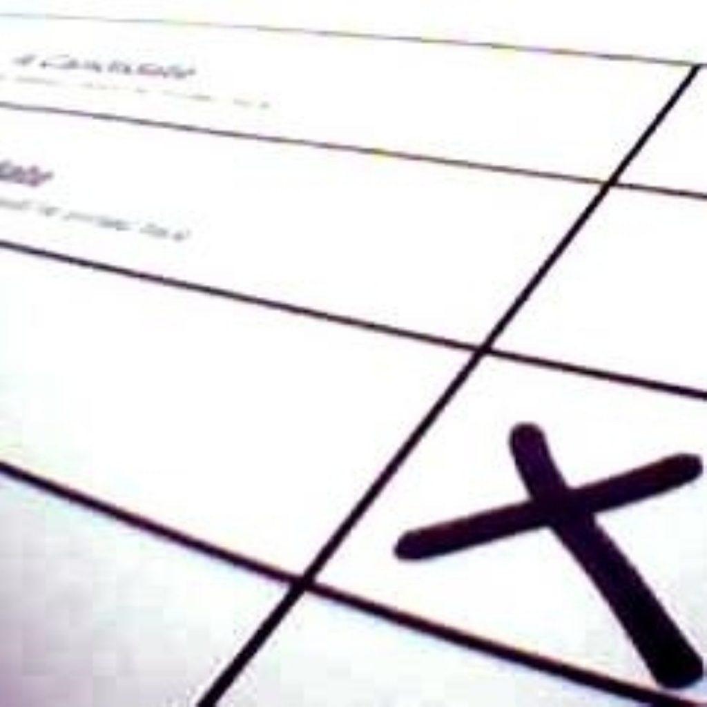 88 per cent 'want a referendum' on EU treaty