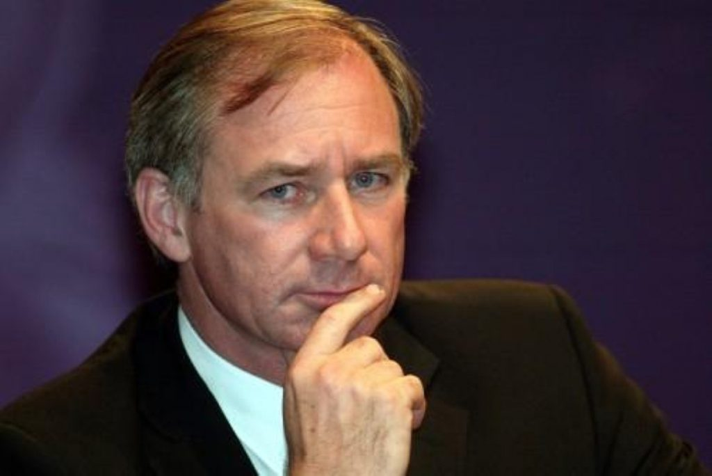 Geoff Hoon suggests Labour may be damaged at May polls if Tony Blair stays