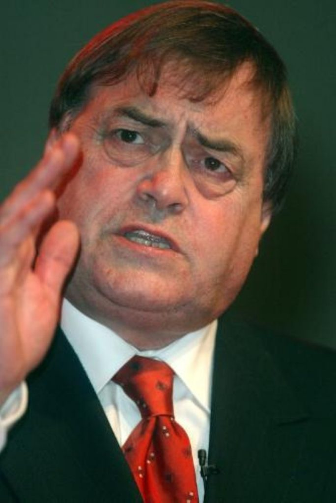 John Prescott defends his new role, which the PM says will be 'wide ranging'