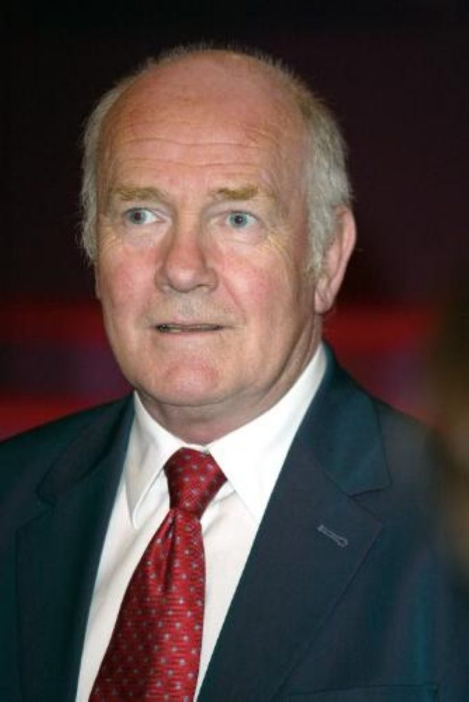 John Reid is tipped to challenge Gordon Brown for the Labour leadership