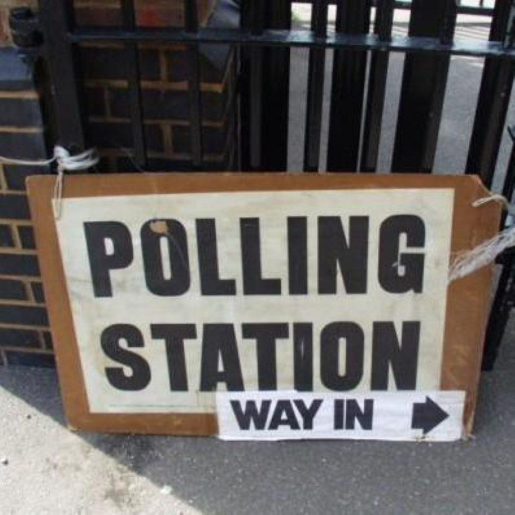 Vote counting still underway