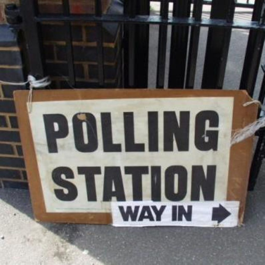 Call for polling stations to open at weekends
