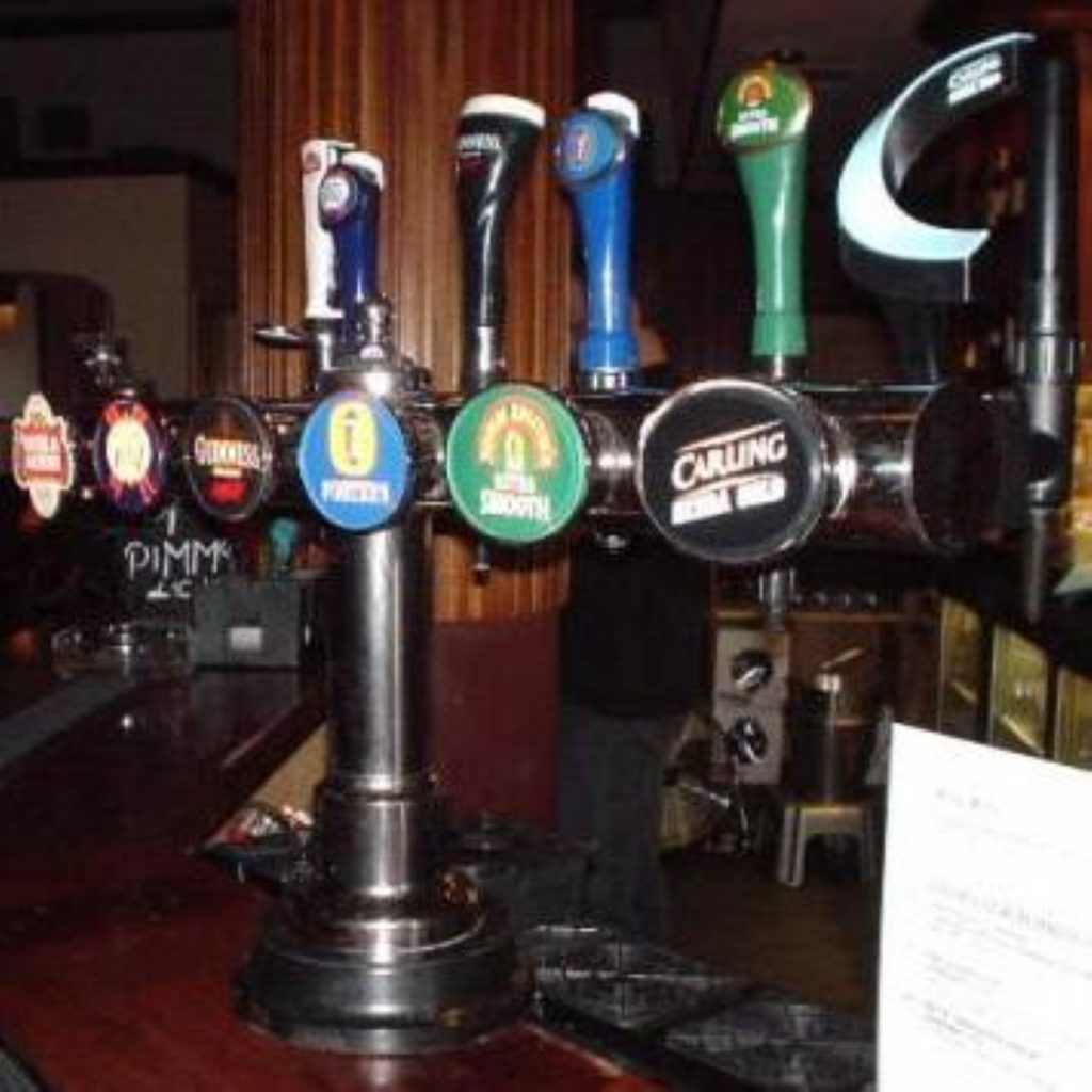 Pubs could open later