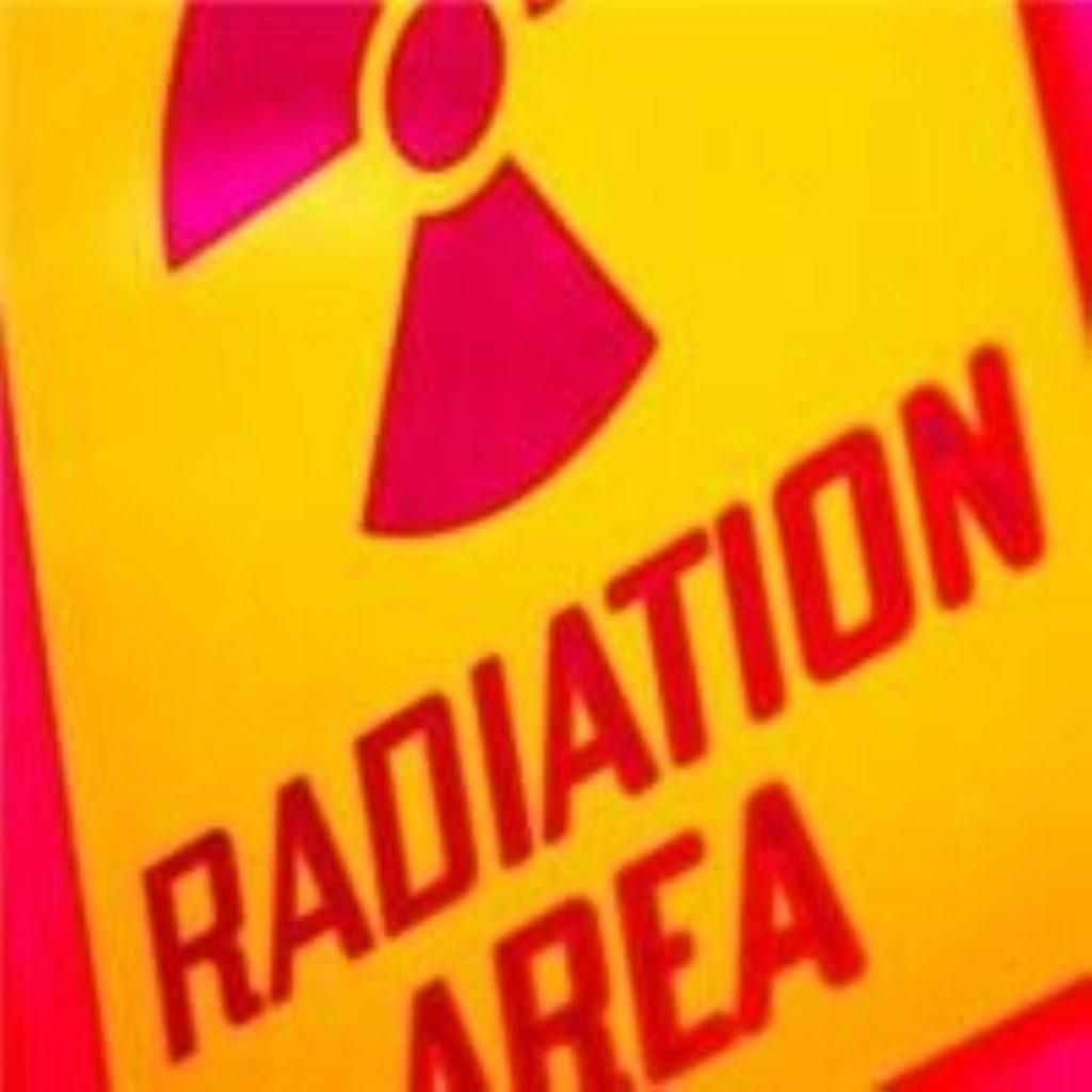 Veterans claim children suffering radiation effects