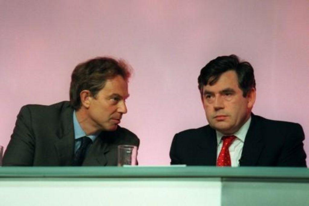 Brown to bid for Blair's job