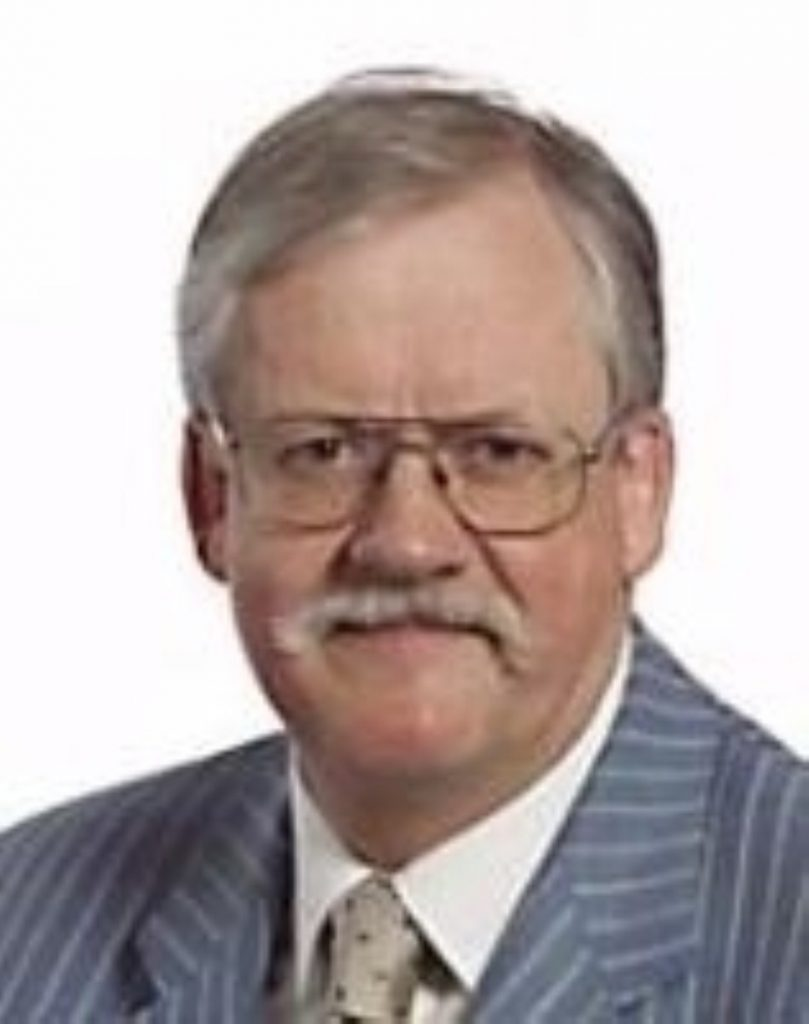 Roger Helmer MEP has the Conservative whip in Europe restored