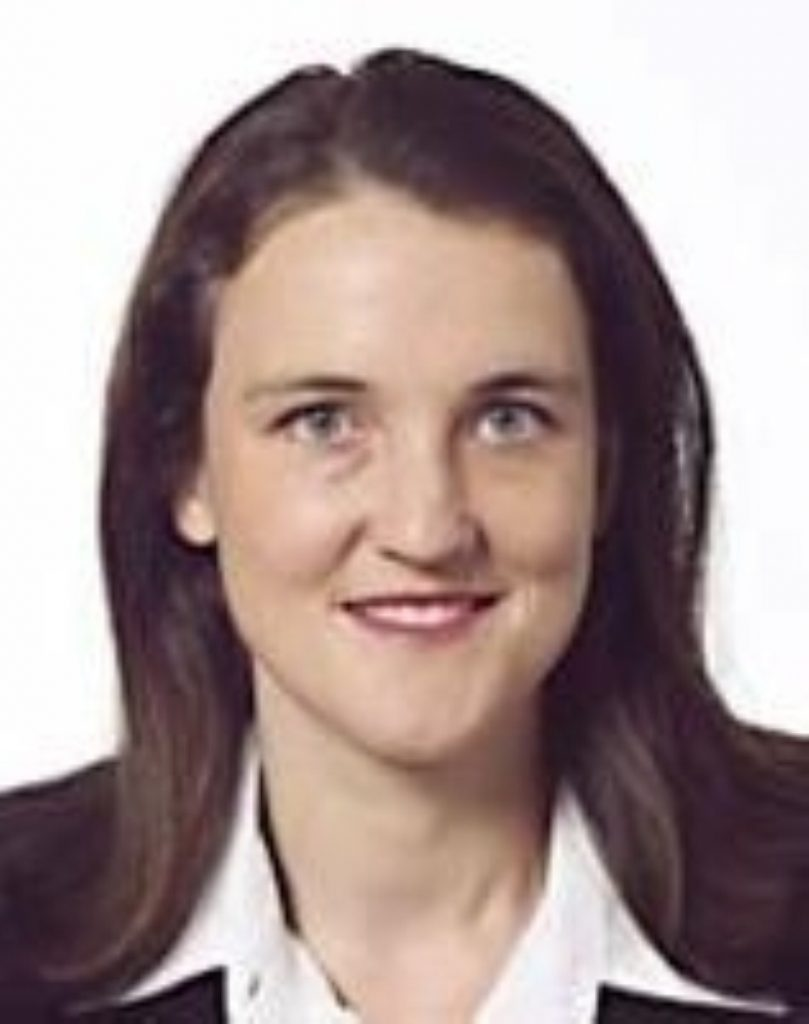 Ms Villiers said the Tories would scrap the third runway at Heathrow