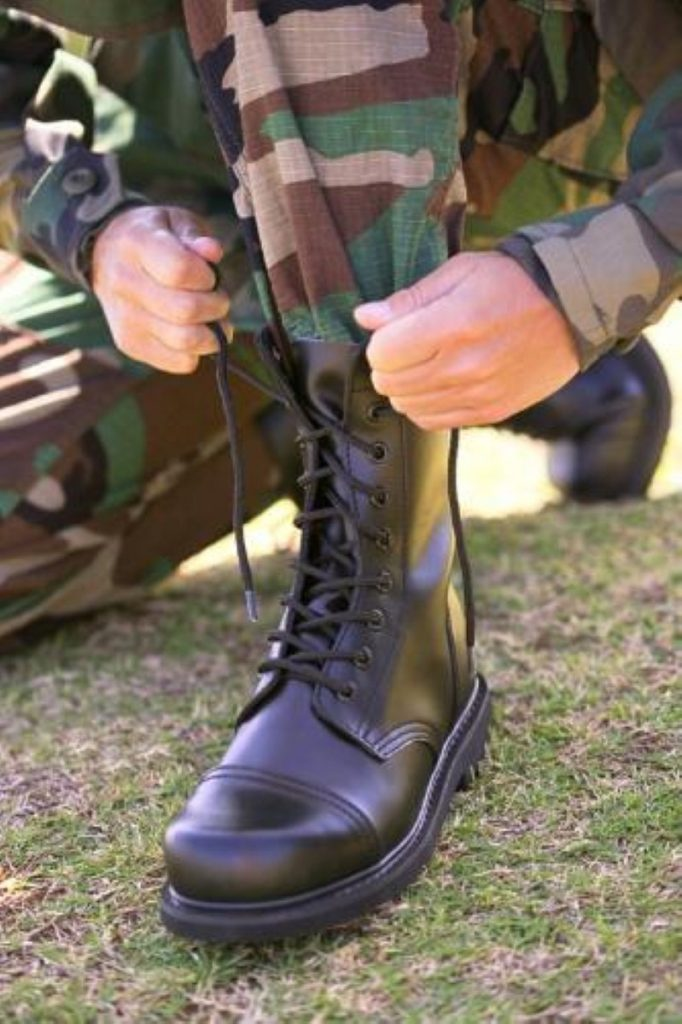 A shift away from 'boots on the ground' could mean more bad news for the military