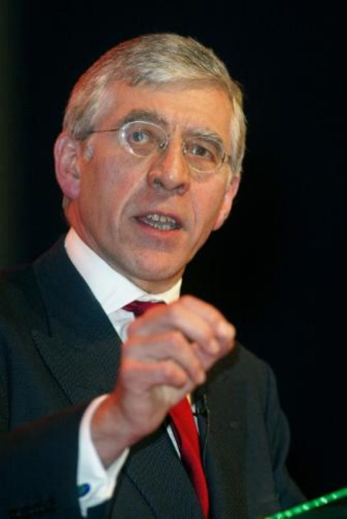 Jack Straw has announced a review into the use of police cautions to tackle violent crime