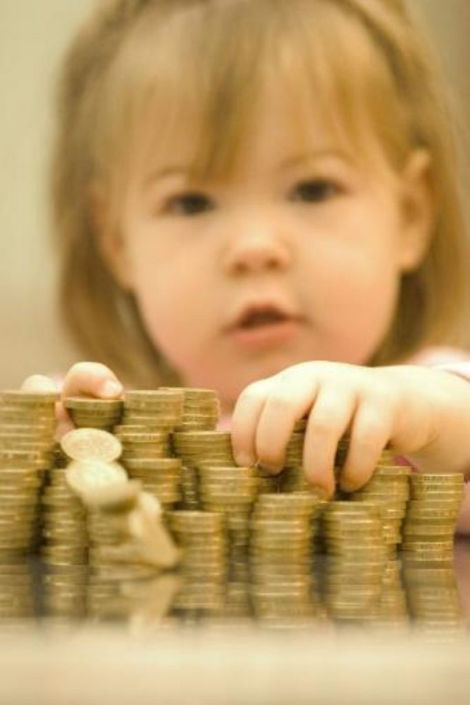£3.5 billion is currently owed in child maintenance