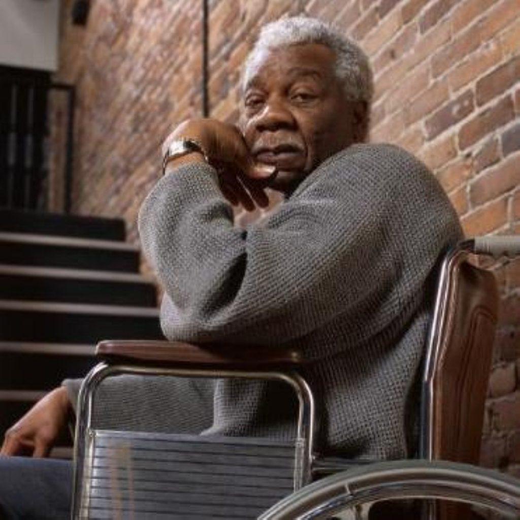 Elderly 'discriminated against'