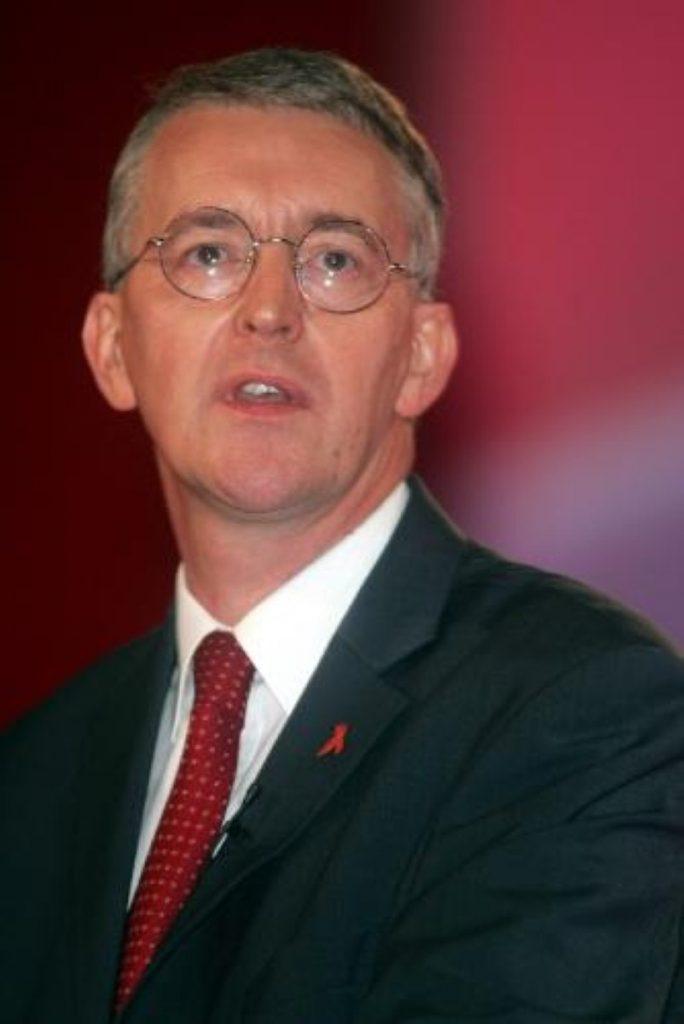 Benn wins grassroots backing