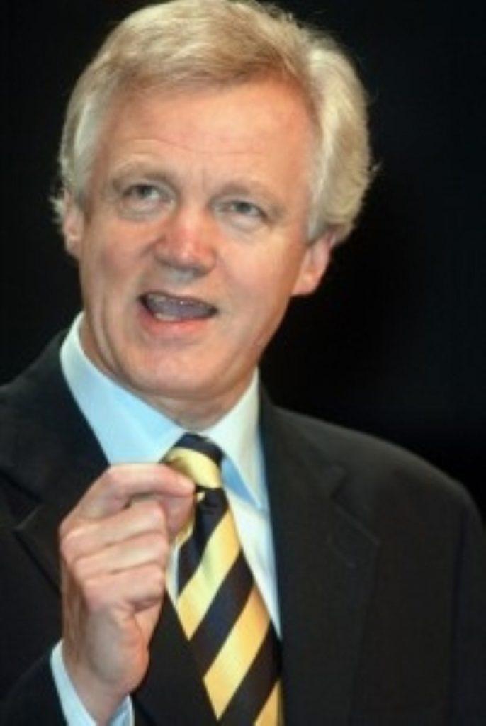 David Davis is rebuked for interfering in IPCC probe into the de Menezes shooting